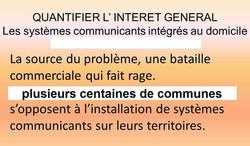 interprétation de la communication