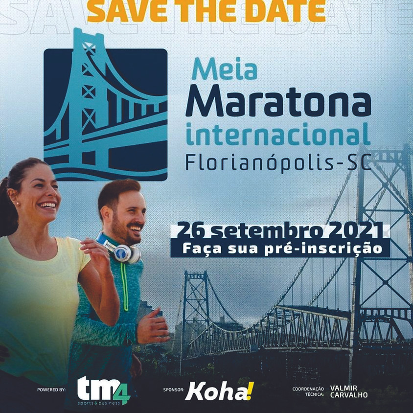 MEIA MARATONA INTERNACIONAL DE FLORIANÓPOLIS