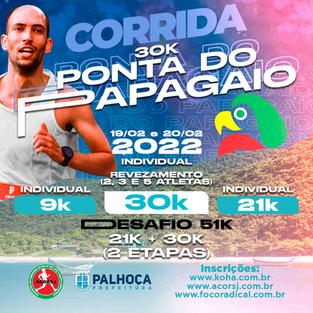 Ponta do Papagaio 2022