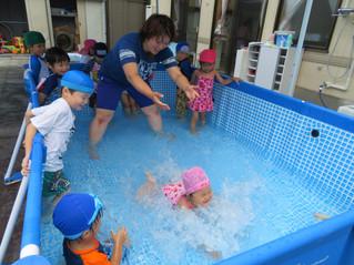 楽しかった水遊び&プール遊び♪