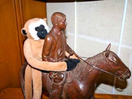 4. Linkee and the Bucking Broncho