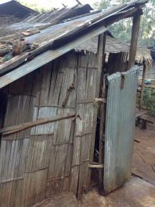 village toilet