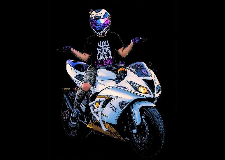 You Ride Like A Lil Bihhh