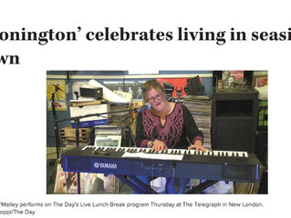 """Stonington Song"" in New London Day"