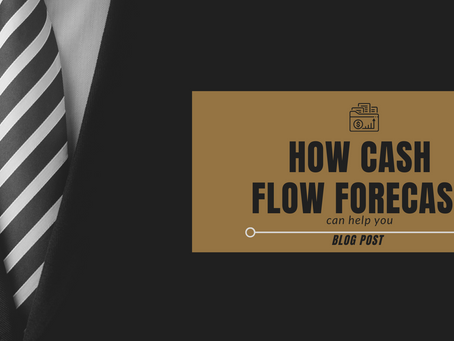 How cash flow forecasts can help you
