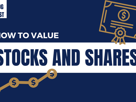How to Value Stocks and Shares