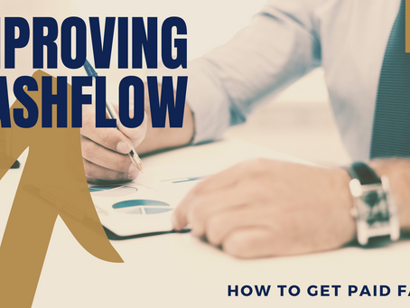 Improving cash flow: How to get paid faster