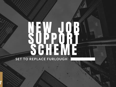 New Job Support Scheme set to replace furlough