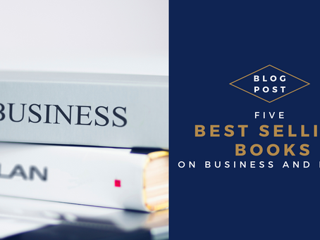 Five Best Selling Books on Business and Money