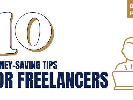 10 Money-Saving Tips for Freelancers