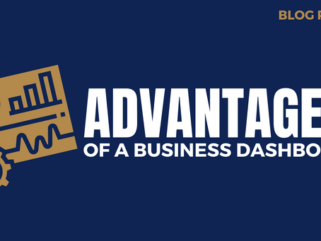 The advantages of a business dashboard