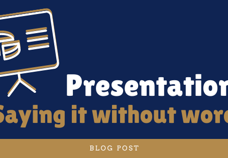 Presentations - Saying It Without Words