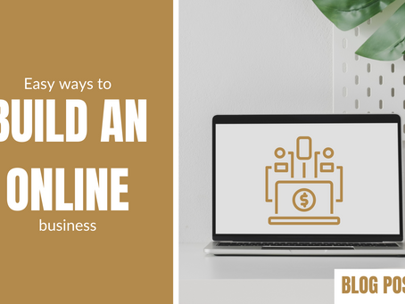 Easy tips to building an online business