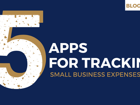 5 Apps for Tracking Small Business Expenses