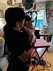 Wendy cuddling dog.jpg