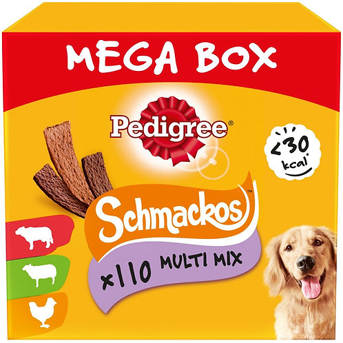 Schmackos 110 multi mix box
