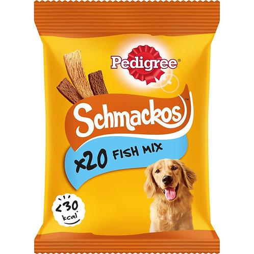 Schmackos Fish mix