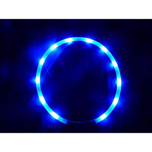LED collar - Blue (Large)