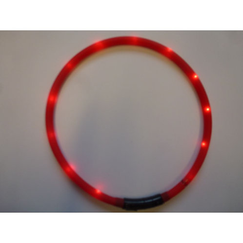 LED Collar Red (Large)