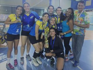 CEAV realiza I Torneio de Voleibol
