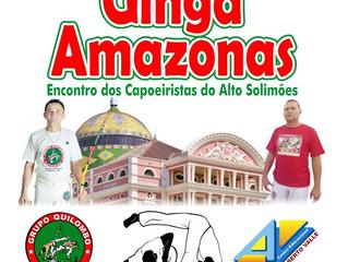CEAV apoia o Ginga Amazonas