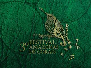 CEAV sedia Festival Amazonas de Corais