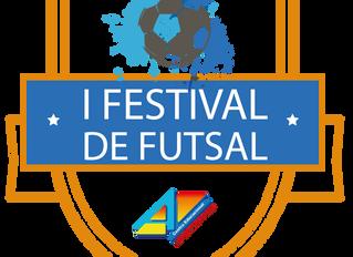 CEAV realiza o I Festival de Futsal