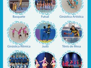 Escola de Esportes 2018
