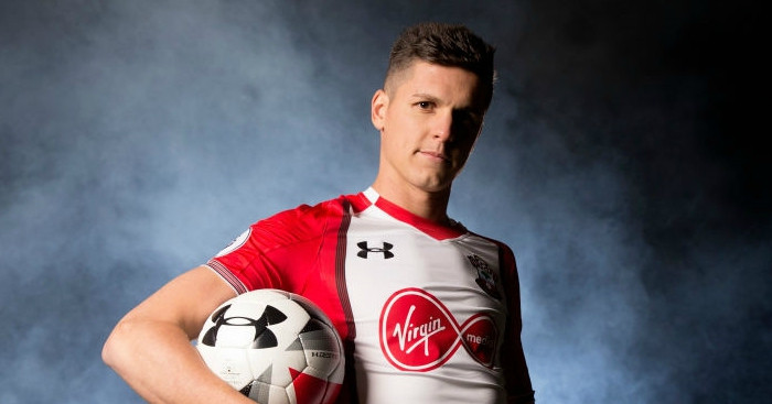 Guido Carrillo, Southampton's record signing