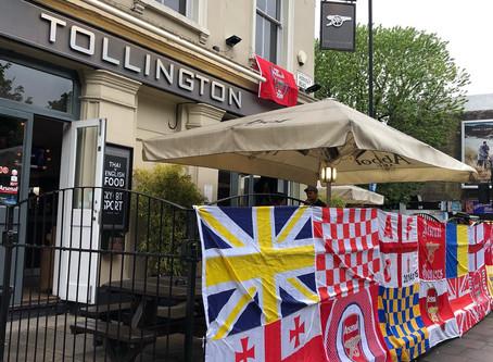 Coronavirus, Football and the Death of British Pubs?