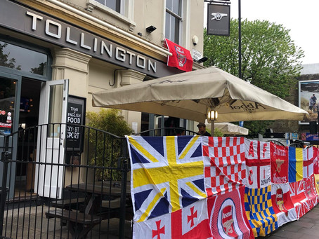 Coronavirus, Football and the Death of British Pubs?