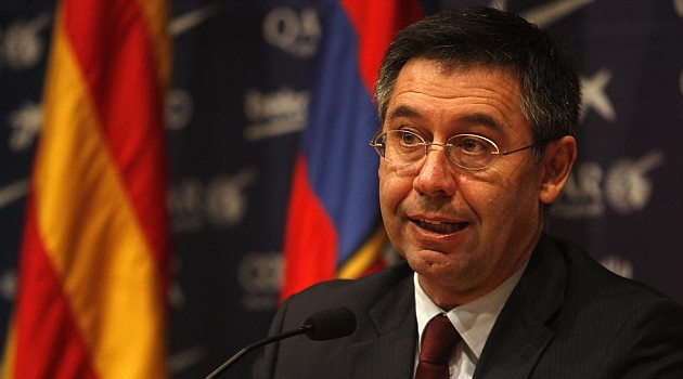 Barcelona President, Josep Maria Bartomeu