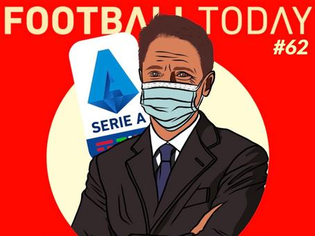 How Serie A got Coronvirus So Wrong