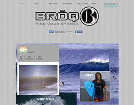 SLOGANS for Surfwear Company