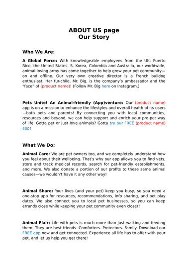 ABOUT US WEBPAGE Copy