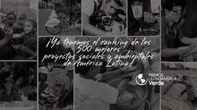 Ven y Recicla entre los Mejores 100 Programas de Reciclaje de Latinoamerica!!
