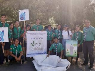 Aniversario N34 de los Scouts