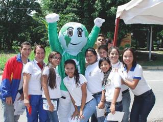Encuentro con los estudiantes universitarios en la UNEFA San Felipe