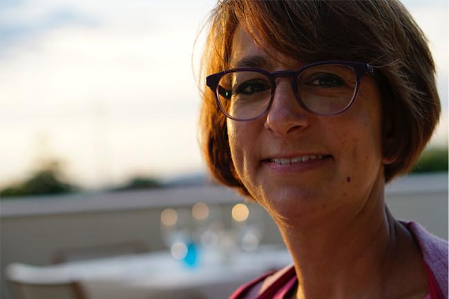 Physiotherapeutin Marion Heller, SanArte Illnau.