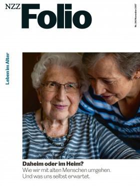 NZZ Folio: Leben im Alter
