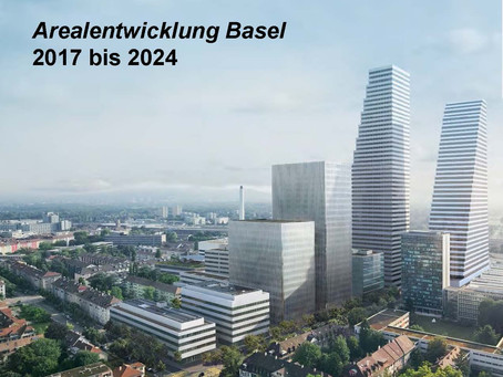 Lean Construction am Roche-Tower / Bau 2, Basel