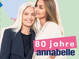 Eine Freundin wird 80!