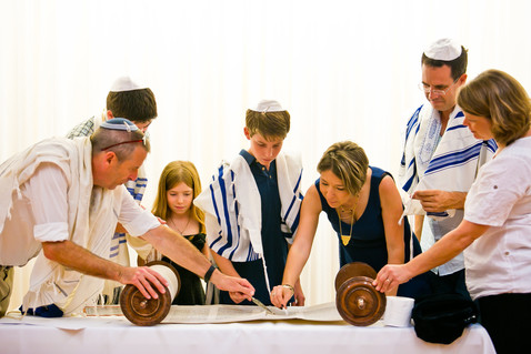 Bar/Bat Mitzvah event photography