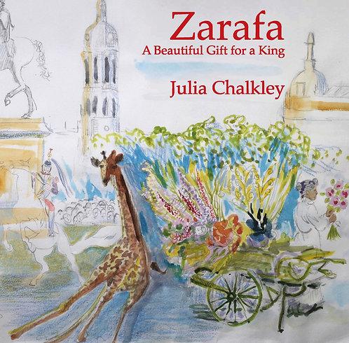 Zarafa    A beautiful Gift for a King