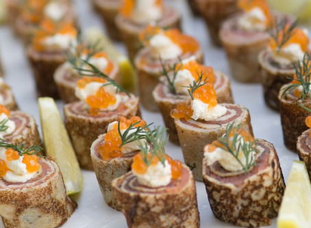 Simmone Logue Corporate Catering - Delectable Delights Delivered