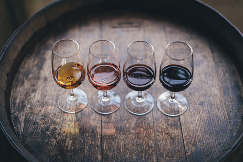 Wine Tasting - Local and Regional
