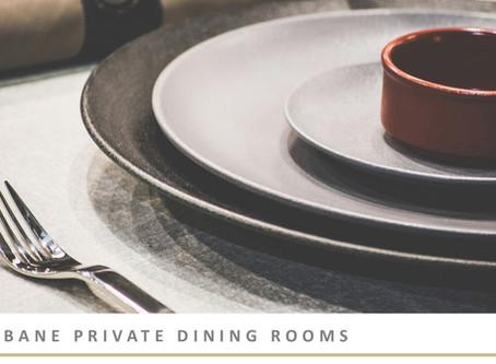 TOP 10 KEY BRISBANE PRIVATE DINING ROOMS