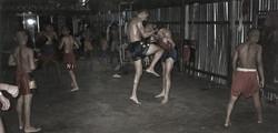 entrainement muay thai Mohamed Majdoubi Thaïlande