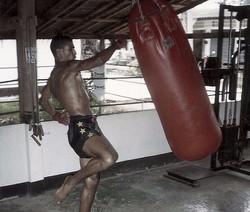 Mohamed Majdoubi Thaïlande