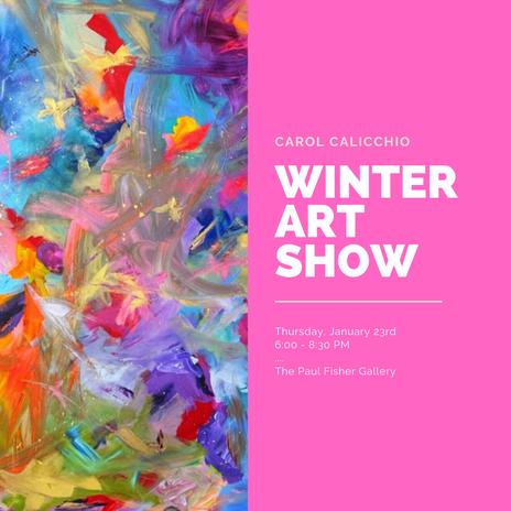The Winter Art Show